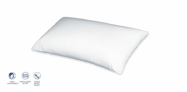 almofada microfibra
