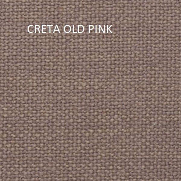 old pink creta