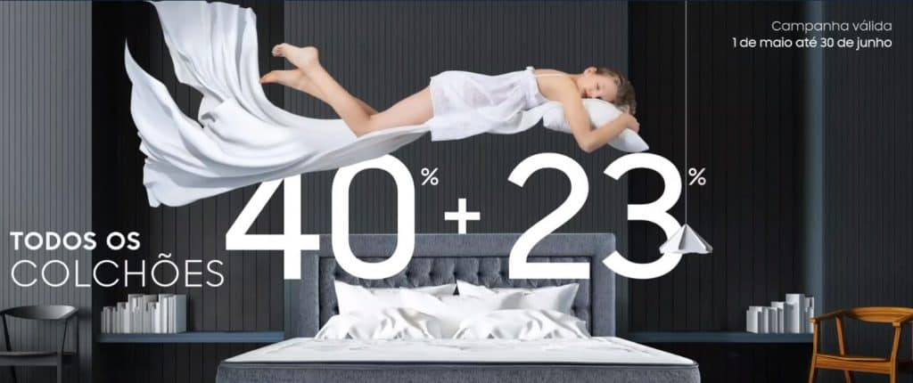 Campanha Molaflex 40+23