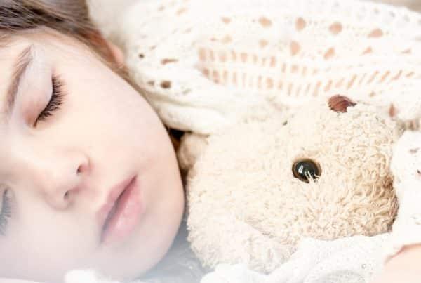 rotina de sono das crianças